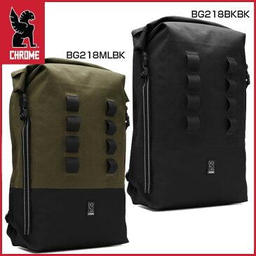 クローム(CHROME) バックパック/リュックサック アーバン EX ロールトップ28V2 完全防水【BG218】