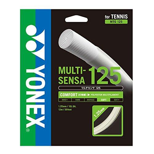 テニス, ガット YONEX 125240M MTG125-2-011