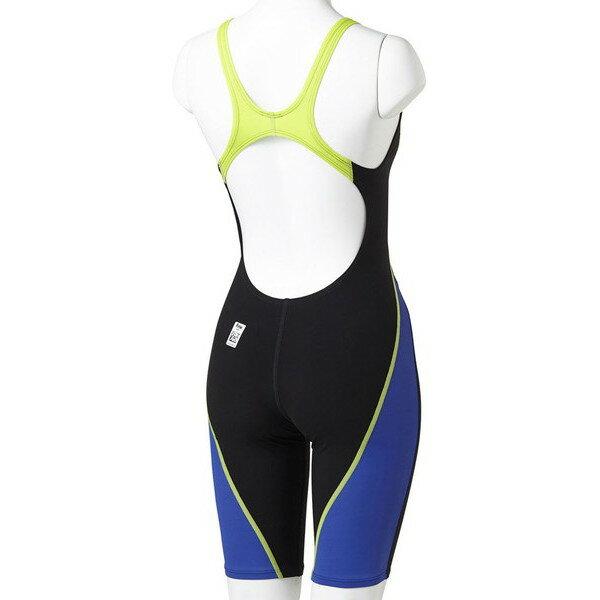 17FWスピード(Speedo)レディース競泳用水着Fina承認FastskinXTProHybrid2ウイメンズニースキンSD47H05-GB