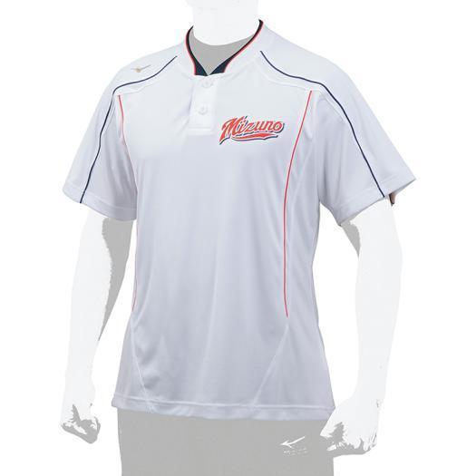 MIZUNO ミズノ グローバルエリート ベースボールシャツ 12JC7L0614