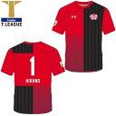 Tリーグ(T.LEAGUE) 卓球 ウェア レプリカユニフォーム 19−20 平野美宇 012-310114 半袖