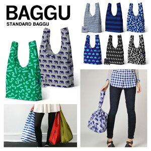 36%OFF!!【予約】【メール便可】【BAGGU-バッグ-】STANDARD BAGGU Eco Bag-柄タイプ-[スタンダ...