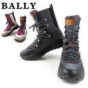 【最大1500円OFFクーポン配布中 6/27迄】BALLY バリー BIASA ダッドスニーカー ハイカット スニーカー ロゴ 靴 メンズ レディース ユニセックス 6228558 6228559