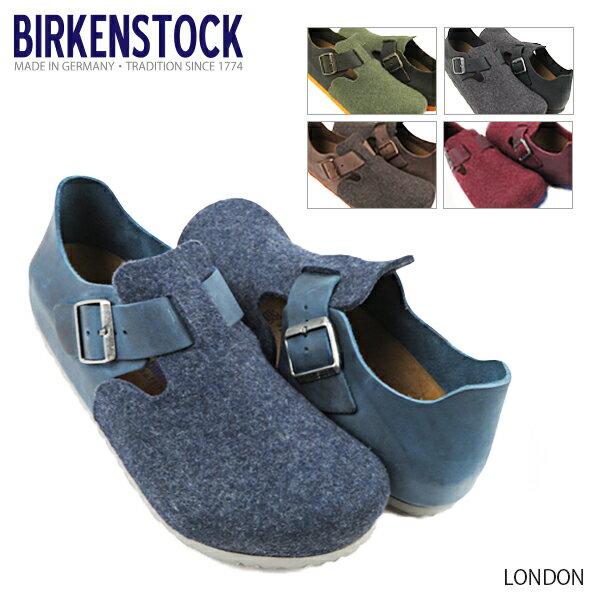 メンズ靴, その他 BIRKENSTOCK LONDON Oiled Leather 366301 366311 366321 366331 366341