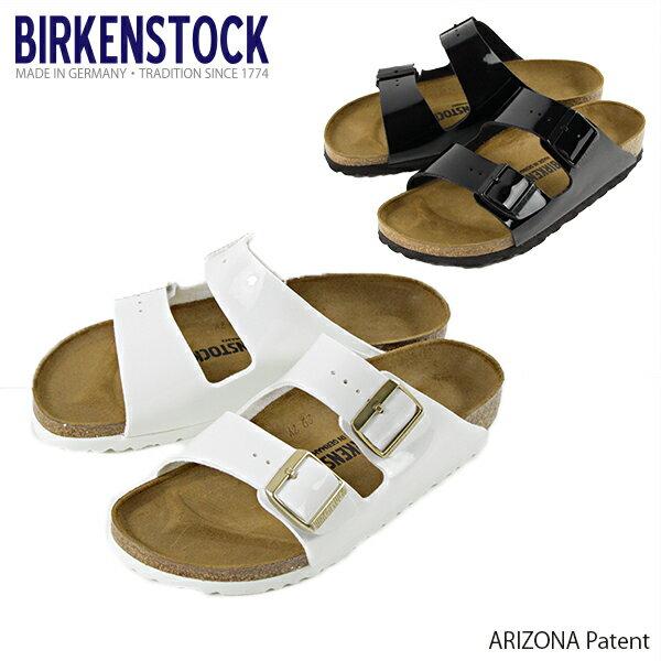 サンダル, コンフォートサンダル BIRKENSTOCK ARIZONA Patent 2 1005294 1005292narrow