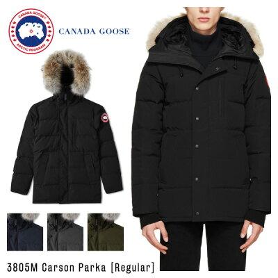 CANADA GOOSE(カナダグース)カーソンパーカ