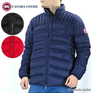 CANADA GOOSE カナダグースBrookvale Jacket ブルックベール ジャケット [5500M パッカブル][メンズ ダウンジャケット]