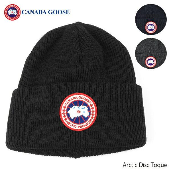 レディース帽子, ニット帽 1000OFF CANADA GOOSE Arctic Disc Toque 5350M