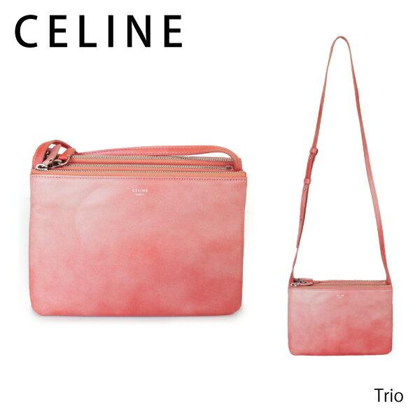 レディースバッグ, ショルダーバッグ・メッセンジャーバッグ CELINE--Trio Shoulder Bag165113A6E
