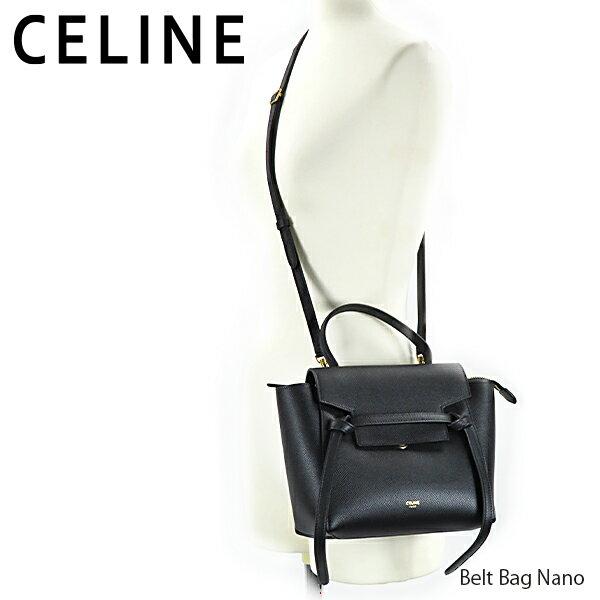 レディースバッグ, ハンドバッグ 20219 AWCELINE--Belt Bag Nano 2way 189003ZVA
