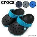 【ご返品・交換不可】CROCS クロックス Crocband Kids クロックバンド キッズ ベビー サンダル 子供靴[10998]
