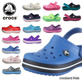 【予約】【送料無料】【CROCS-クロックス-】CrocbandKids[10998][キッズ・サンダル・クロックバンド]《3月14日前後発送予定》