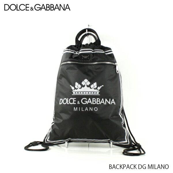 メンズバッグ, バックパック・リュック DOLCEGABBANA-BACKPACK DG MILANO- - BM1459 AS637