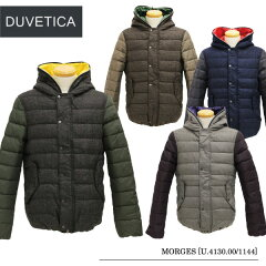 【LaG SALE】【LaG限定TIME SALE】【送料無料】【2013A/W】【DUVETICA-デュベティカ-】MORGES[...
