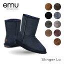 【予約】【送料無料】『emu-エミュー-』Stinger Lo[W10002][レディース ブーツ ムートンロー エミュー]《ご注文後3日前後発送予定》