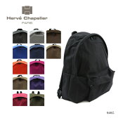 【送料無料】【2016-2017AW】『Herve Chapelier-エルベシャプリエ-』コーデュラデイパック [946C][レディース メンズ L リュックサック 無地]