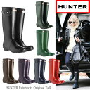 50%OFF!!�y���������z�y���t���E��Ԑl�C�z�yHunter-�n���^�[-�zOriginal Tall Rain Boot-�n��...