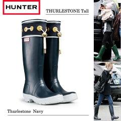【送料無料】【Hunter-ハンター-】Thurlestone[W24378][ウェリントンブーツ・レディース・レ...