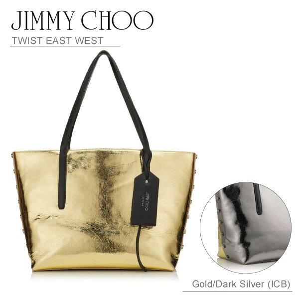 【2017 NEW】『JIMMY CHOO-ジミーチュー-』TWIST EAST WEST[レディース トートバッグ]:LaG OnlineStore