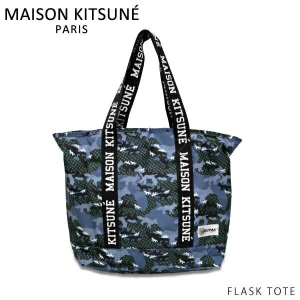 男女兼用バッグ, トートバッグ 2019SSMAISON KITSUNE--FLASK TOTE EASTPAK SPEAU807