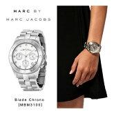 【予約】【送料無料】【2016NEW】【MarcbyMarcJacobs-マークバイマークジェイコブス】BladeChrono腕時計[MBM3100][時計並行輸入品レディースユニセックスブレードクロノグラフビジネス]《ご注文後3日前後発送予定》
