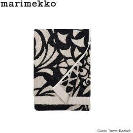 【予約】【Marimekko-マリメッコ】GUESTTOWELRaakel-タオル[067370]《2月5日前後発送予定》■