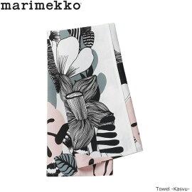 【予約】【メール便可:1点迄】【2016SS】【Marimekko-マリメッコ】TeatowelsKasvu-ティータオル[067573]《2月5日前後発送予定》■