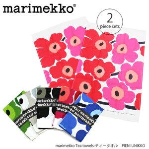 30%OFF marimekko ティータオル2枚組