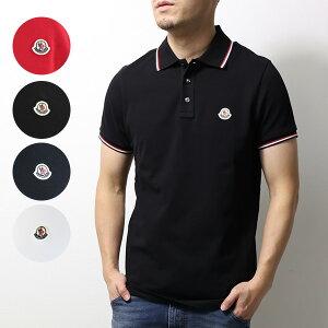 【送料無料】【並行輸入品】『MONCLER-モンクレール』Polo Shirt ポロシャツ 半袖 メンズ[8A703 00 84556]