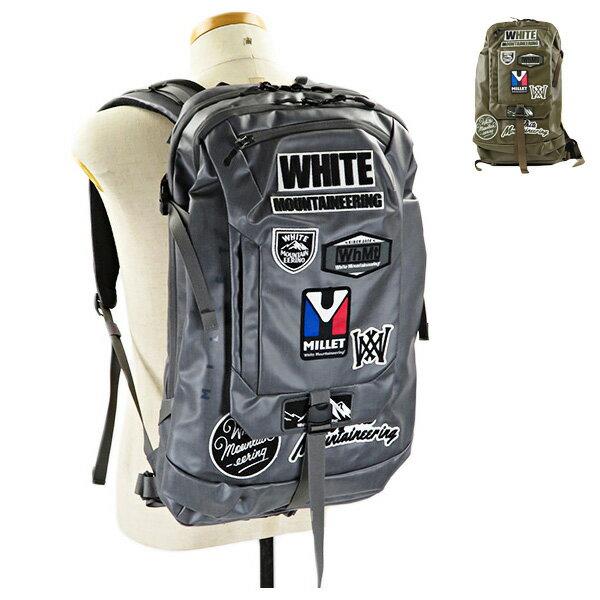 メンズバッグ, バックパック・リュック White Mountaineering WMMILLET Backpack WM1973821