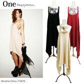 【one teaspoon-ワンティースプーン-】Revolve Dress[10476]-レディース・ノースリーブワンピース・タンクワンピ・セレカジ-