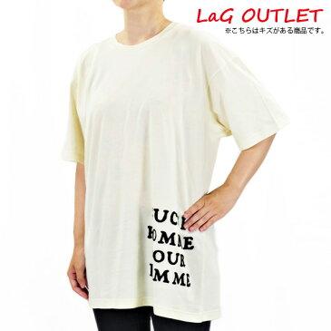【返品交換不可】【LaGアウトレット】GUCCI グッチ OVERSIZED T SHIRT オーバーサイズ Tシャツ[539081 XJA5P 7138]