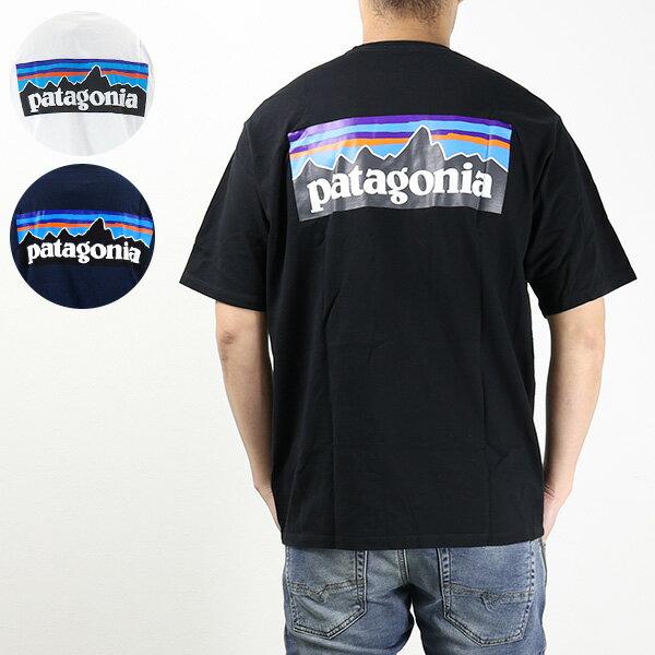 トップス, Tシャツ・カットソー 11patagonia Ms P 6 Logo Responsibili Tee38504