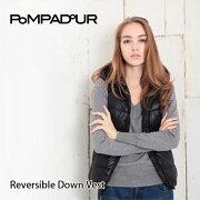 ポンパドール Reversible リバーシブル レディース ジャケット