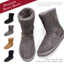 『Pompadour-ポンパドール-』Mouton Boot Shor...
