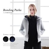 ��Pompadour-�ݥ�ѥɡ���-��BondingParka-�ܥ�ǥ��ѡ�����-[��ǥ��������åץ��åץ�������]