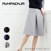��Pompadour-�ݥ�ѥɡ���-��BondingFlareSkirt-�ܥ�ǥ���������-[��ǥ��������åץ��åץ�������]