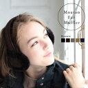 『Pompadour-ポンパドール-』Mouton Ear Muffler - シープスキン シープボア ムートン イヤーマフ - [レディース 専用BOX付]■