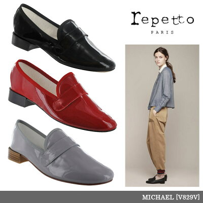 【New Years SALE】【雑誌掲載】【梨花ちゃん愛用】【2014 S/S新色追加】【repetto-レペット-】...