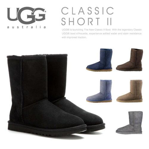 『UGG-アグ-』Classic Short 2-クラシック ショート ムートンブーツ-[101...