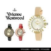 【送料無料】『Vivienne Westwood-ヴィヴィアンウエストウッド-』Clarity 腕時計 [VV032 ][レディース クラリティ ベージュ ブラック レッド 腕時計 ウォッチ ]