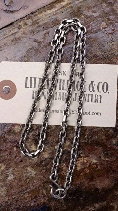 メンズジュエリー・アクセサリー, ネックレスチェーン LITTLE VILLAGECO.()LVC ChainL58cm Silver925MADE IN JAPAN