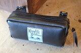送料無料!【smtb-tk】Langlitz Leathers(ラングリッツレザーズ)【Side Bag】サイドバッグツールバッグ・ツールポーチ・ベルトバッグカウハイド/ブラック