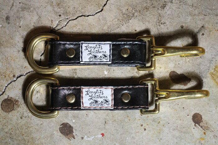 財布・ケース, キーホルダー・キーケース Langlitz Leather W T-Strap 4 W LL TagBRASS()