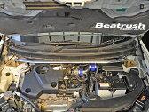Beatrush フロントタワーバー ニッサン エクストレイル2500cc NA [TNT31] 【送料無料】  * LAILE レイル