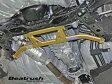 Beatrush フロントメンバーサポートバー スバル BRZ [ZC6]、トヨタ 86 [ZN6] 【送料無料】  * LAILE レイル