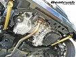 Beatrush フロントパフォーマンスバー スズキ ワゴンR スティングレー [MH34S]、ハスラー [MR31S] 【送料無料】  * LAILE レイル