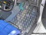 Beatrush フロアーパネル(運転席側のみ) スズキ アルト ワークス 5MT車用 [HA36S]   *  全品値下げ サマーセール価格です!