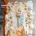 祝福天使エンジェル像天使エンジェルangel置き物オブジェ彫刻レイクサイドクリスマスLakesideChristmasお祝い記念日プレゼントギフト75892