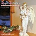 めぐみの天使エンジェル像天使エンジェルangel置き物オブジェ彫刻レイクサイドクリスマスLakesideChristmasお祝い記念日プレゼントギフト74436